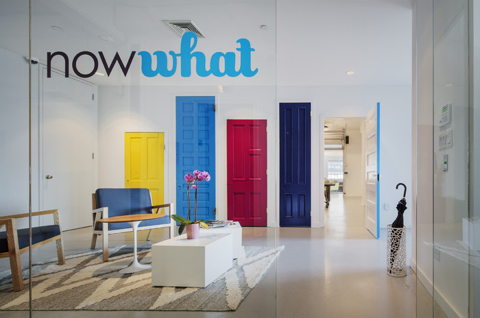 Now What - New York City Offices - 1