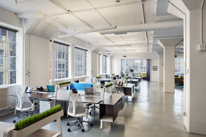 Now what new york city offices office snapshots for Interior design office new york