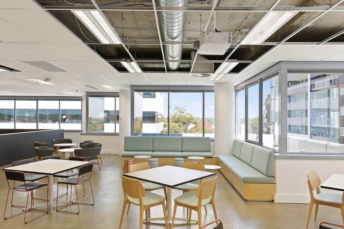 Pacific Brands Underwear Group - Burwood Offices - 2