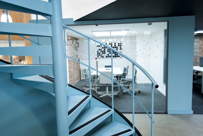 The pixel bristol offices office snapshots for Office design bristol