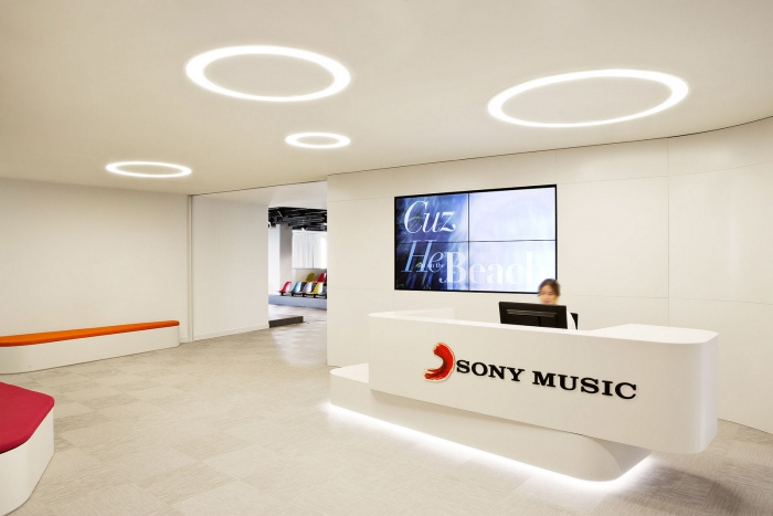 Sony Music - Madrid Offices - 1