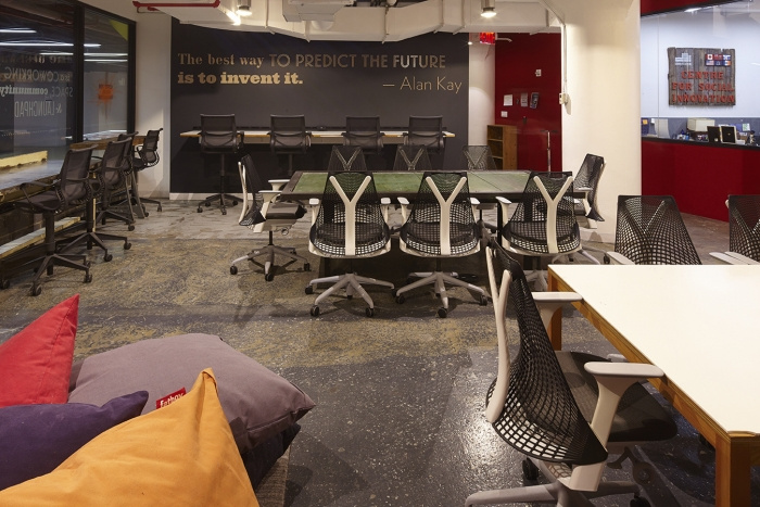 The Centre for Social Innovation - New York City Coworking Offices - 7