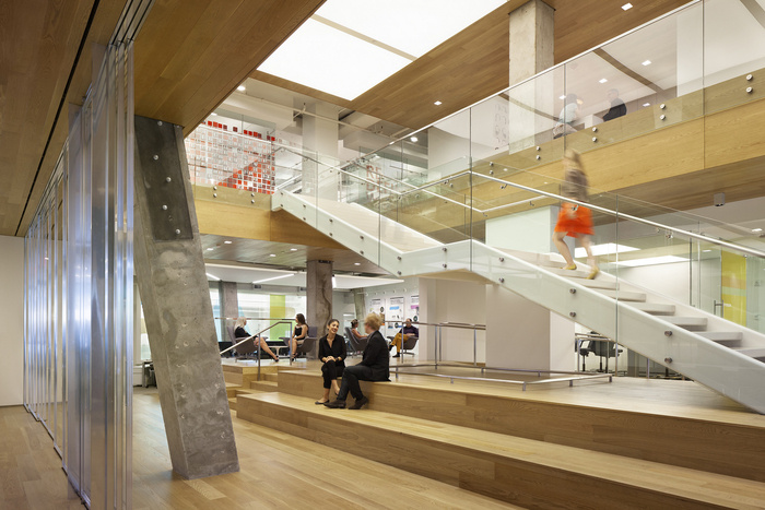 Gensler Washington D C Offices Office Snapshots