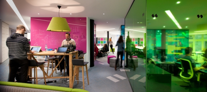 ThoughtWorks - London Offices - 2