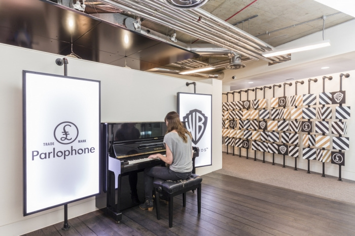 Warner Music - London Headquarters - 11