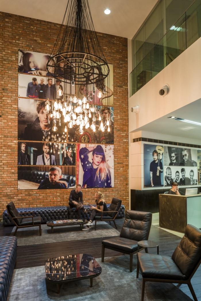 Warner Music - London Headquarters - 10