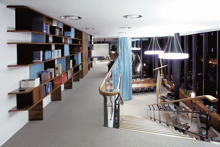 Unnamed Company - Mid-Century, Mad Men-Style Office - 2