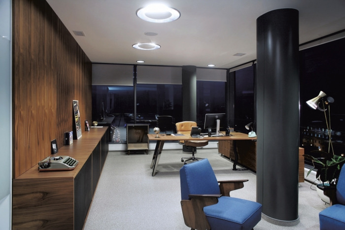 Unnamed Company - Mid-Century, Mad Men-Style Office - 5