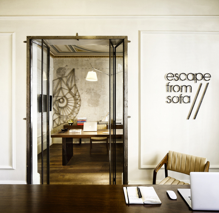 Escape from Sofa - Istanbul Offices - 2