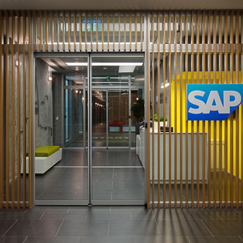 recent SAP Development Center – Istanbul Offices office design projects