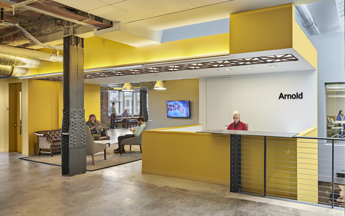 Havas/Arnold Worldwide - Boston Headquarters - 4