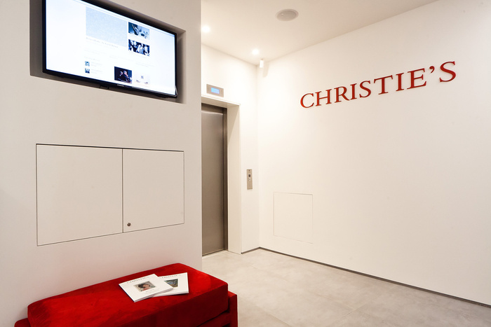 Christie's - Moscow Offices - 1