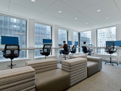 Touch Down in BlueMountain Capital Management - New York City Offices
