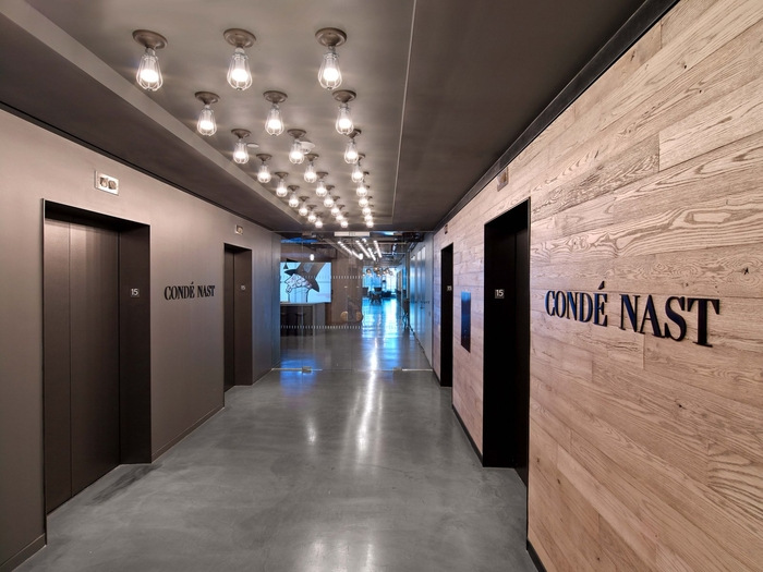 Condé Nast Entertainment Offices New York City Office Snapshots