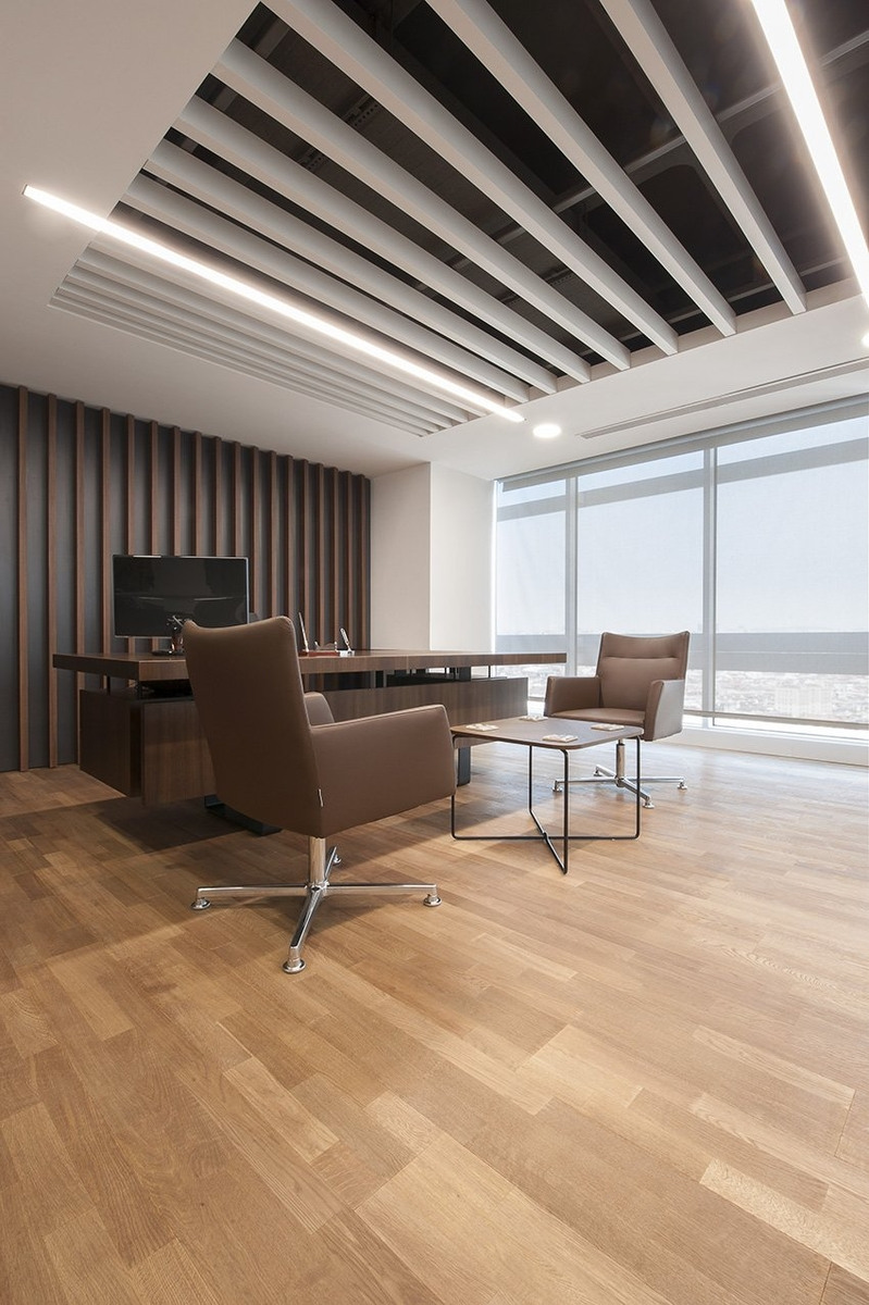 SBM Insurance Offices - Istanbul - Office Snapshots - ^