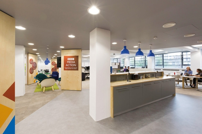 BBC Media Action Offices - London - 3
