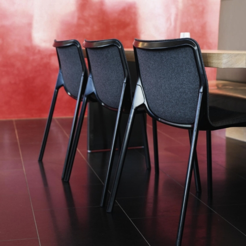 Chassis Multi-Purpose Chair by Wilkhahn