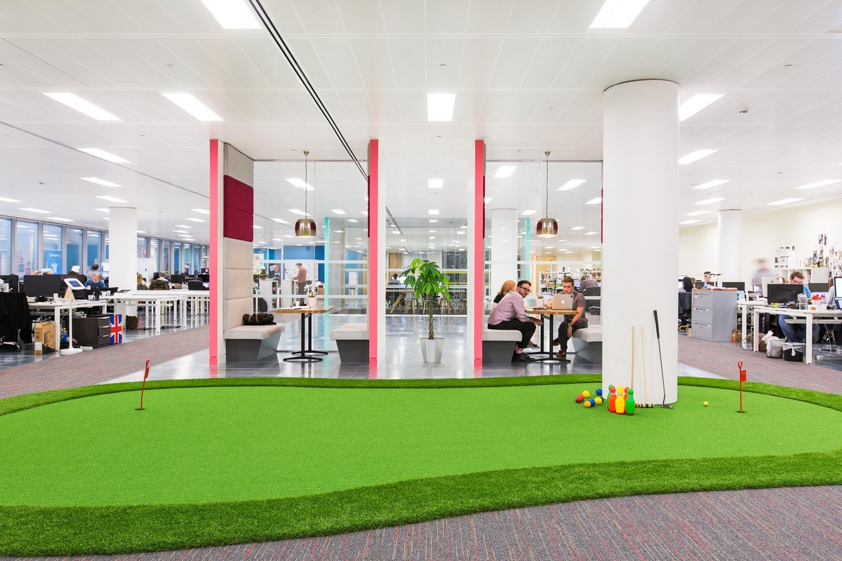 runway east offices london airbnb london officesview project