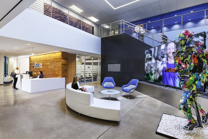 Https Officesnapshots Com 2016 03 30 Asics America Headquarters Irvine