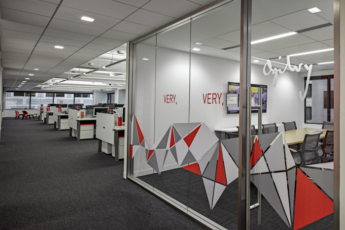 ogilvy new york office. Ogilvy Offices - Washington DC View Project New York Office R