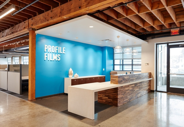 Profile Films Offices - Grand Rapids - 1