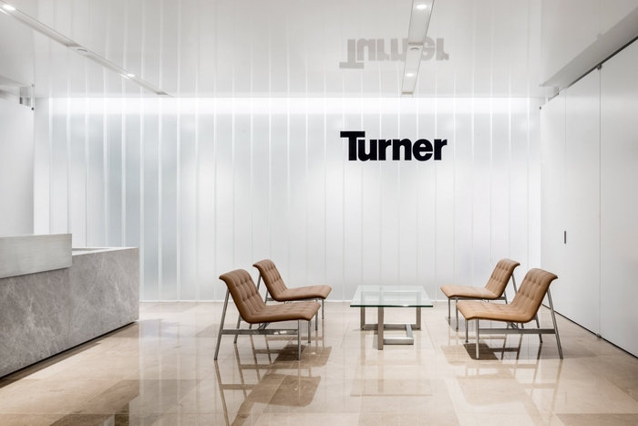 Turner construction offices new york city office snapshots Interior design firms in new york city