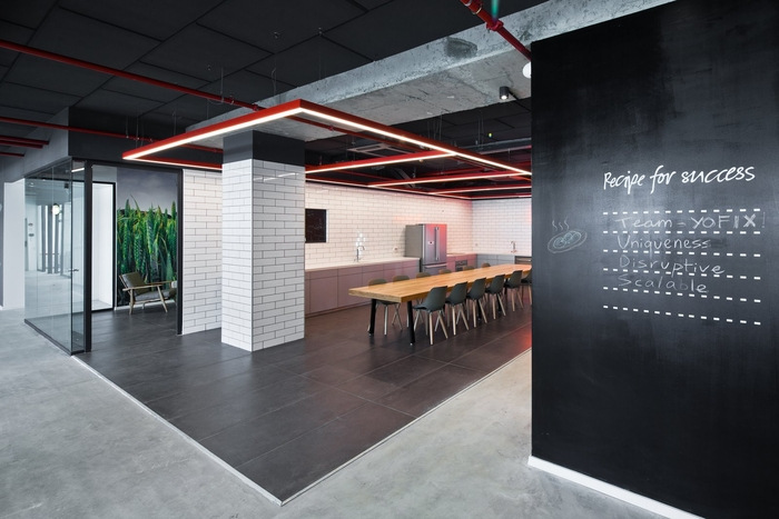 The Kitchen FoodTech Hub Offices - Ashdod - 3