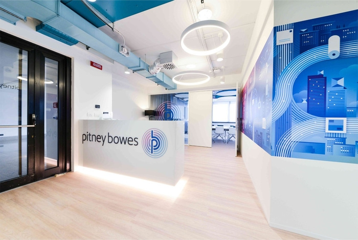 Pitney Bowes Offices - Milan - 1
