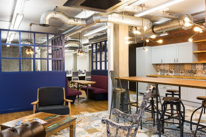 Tagwright House Coworking Offices - London - 1