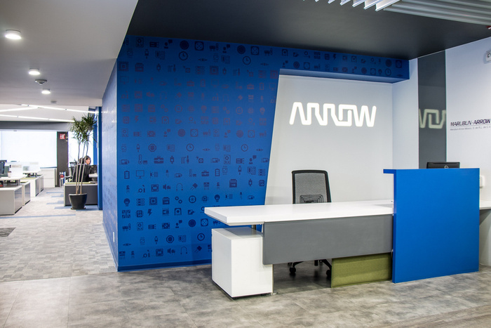 Arrow Electronics Offices - Mexico City - 1