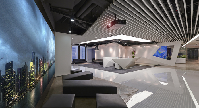 Dentsu Aegis Network Offices - Shanghai - 4