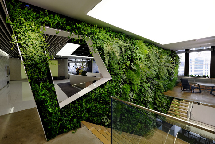 Dentsu Aegis Network Offices - Shanghai - 21
