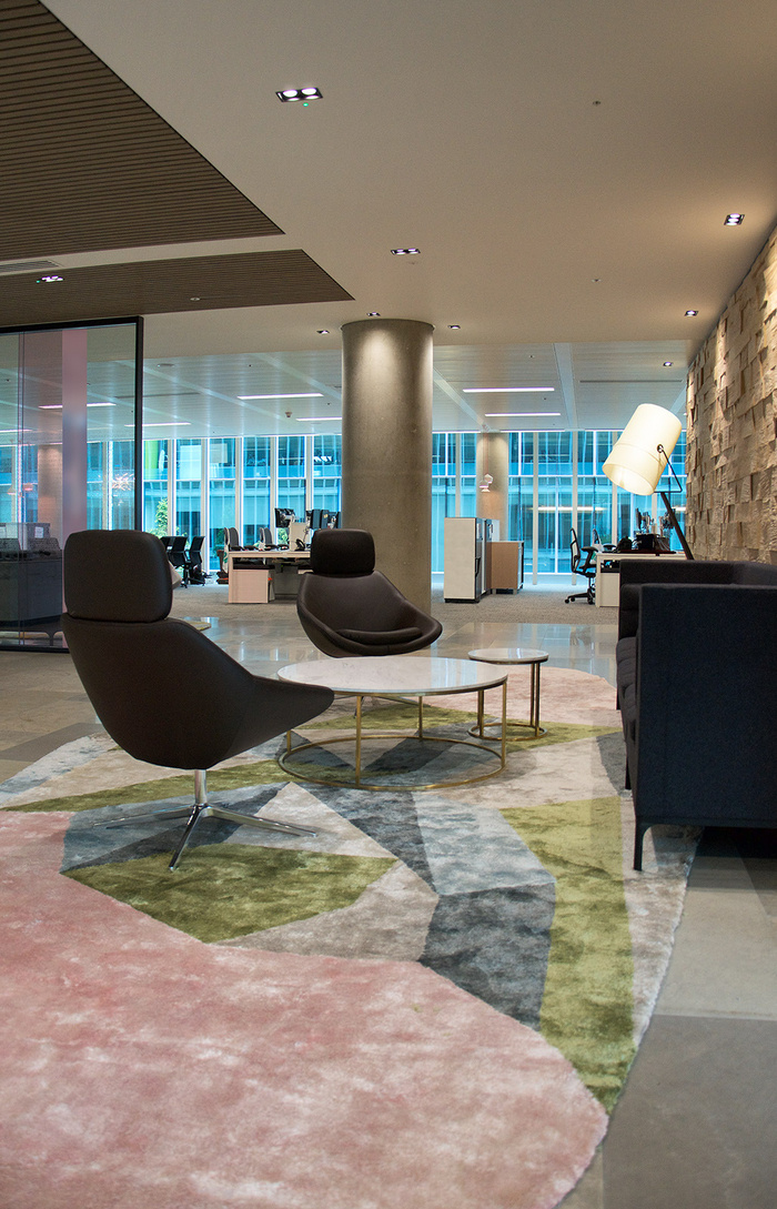 Broadgate Estates Offices - London - 3