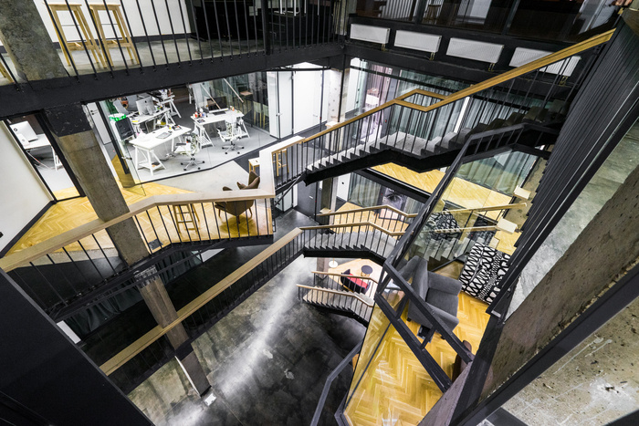 Innova Offices - Moscow - 4
