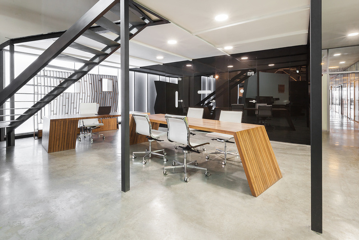 Nayada Production Offices - Moscow - 5