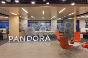 Pandora Offices - Boston