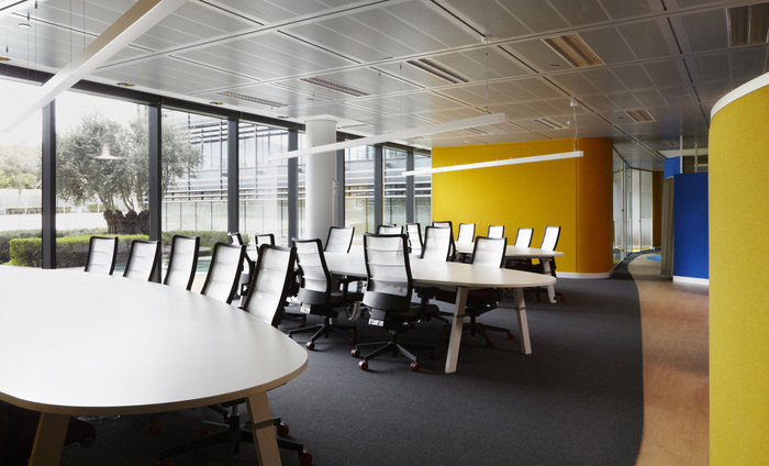 Endesa Coworking Offices - Madrid - 1