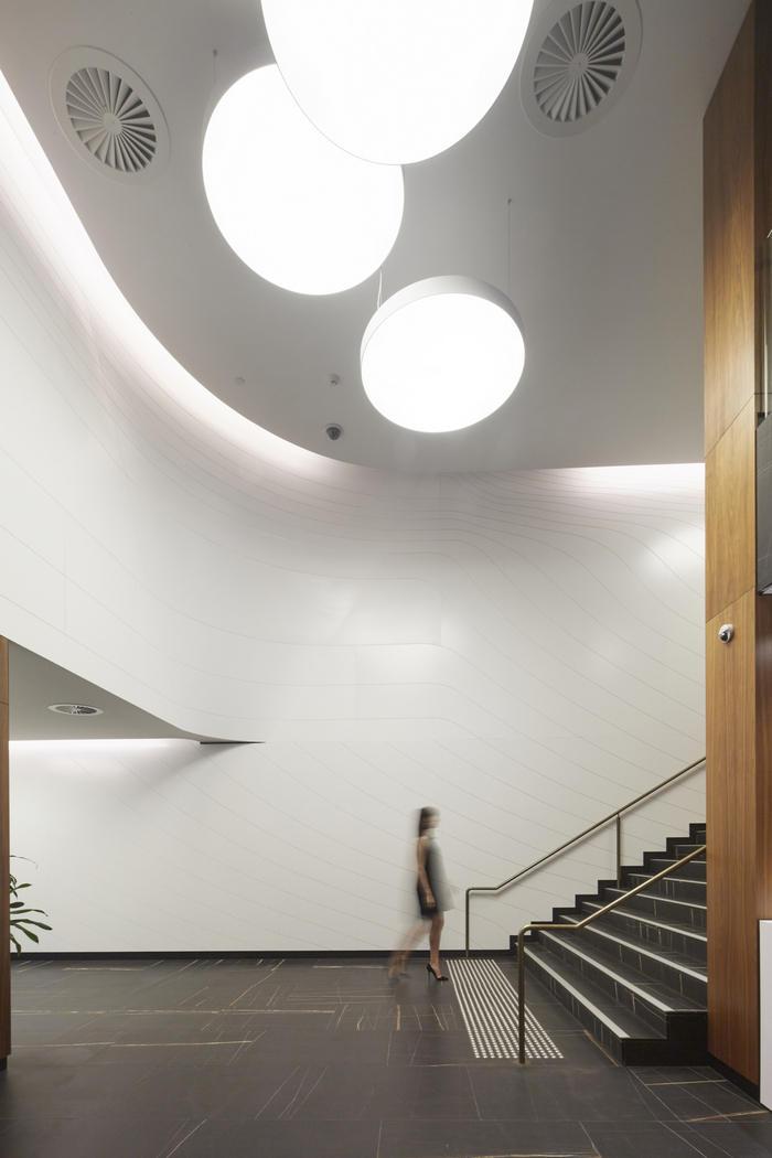 HCF House Lobby - Sydney - 4