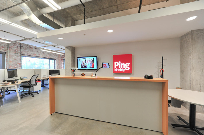 Ping Identity Offices - Vancouver - 2