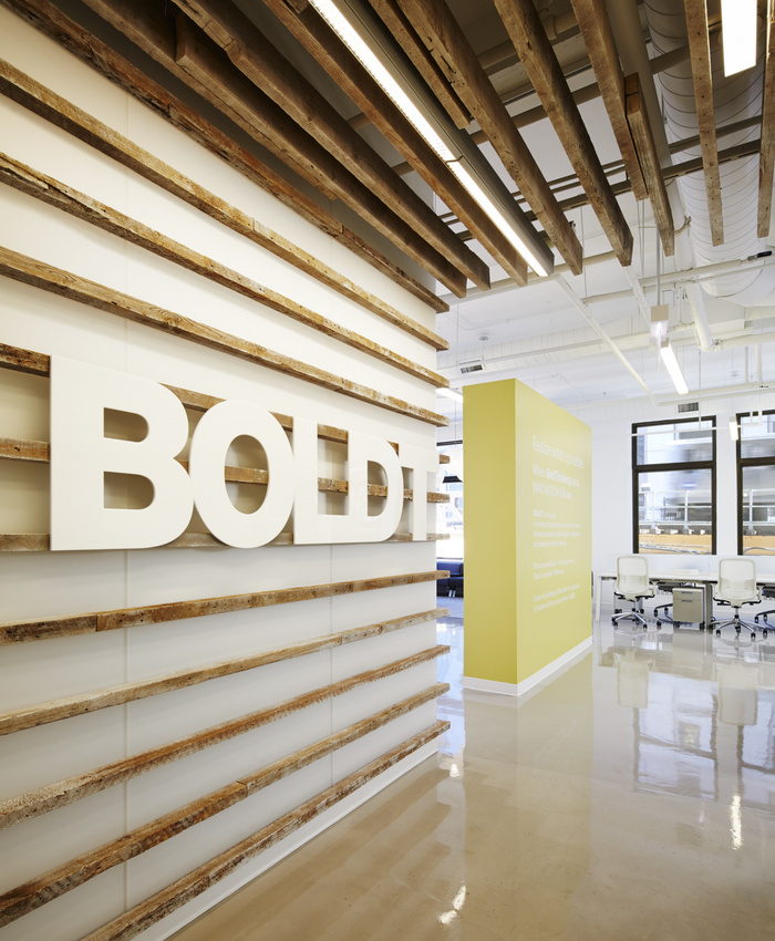 The Boldt Company Offices Chicago Office Snapshots