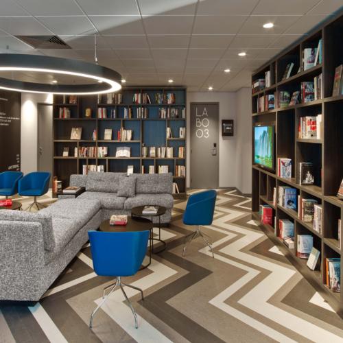 Le Campus Meeting Space Offices – Paris