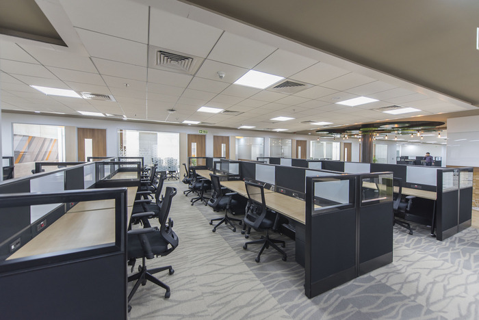 Riverbed Technology Offices - Bangalore - 7