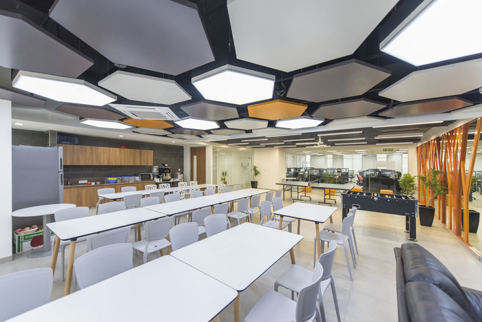 Riverbed Technology Offices - Bangalore - 9