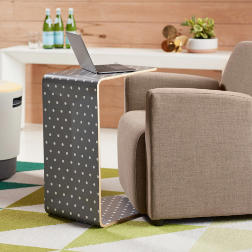 Turnstone Campfire Personal Table by Steelcase
