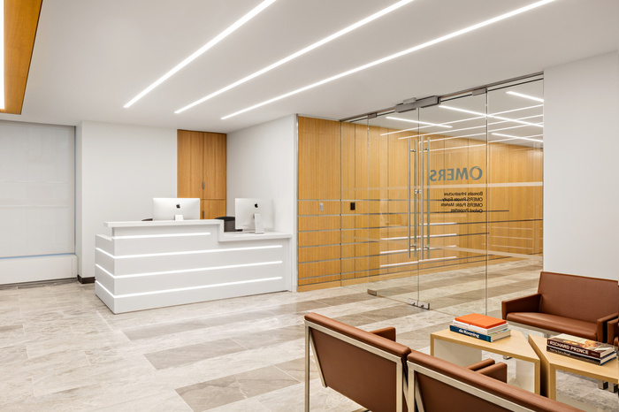 Omers Offices - New York City - 2