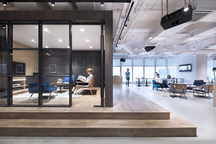 Warner Music Hong Kong Headquarters Office Snapshots
