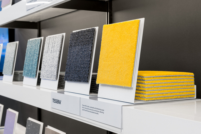 Forbo Flooring Showroom & Offices - London - 4