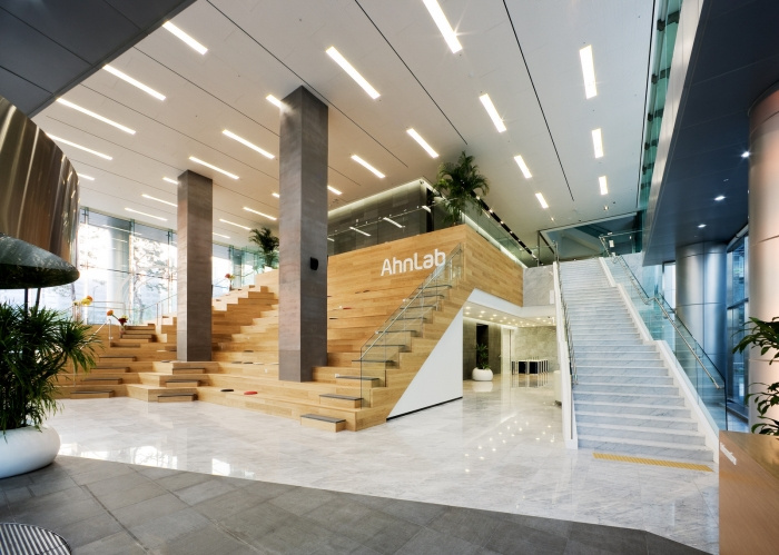 AhnLab Offices - Pangyo - 1