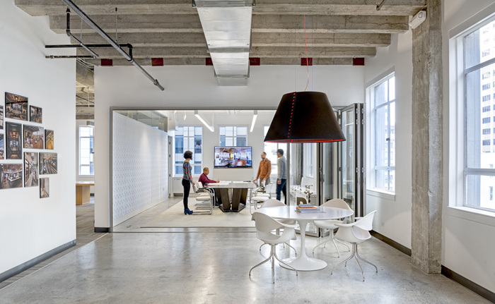 NicholsBooth Architects Offices - San Francisco - 2