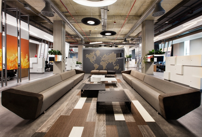 20 Inspiring Offices Around the World (Part 3) | Design Made Happy